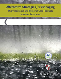 Alternative Strategies for Managing Pharmaceutical and Personal Care Products in Water Resources